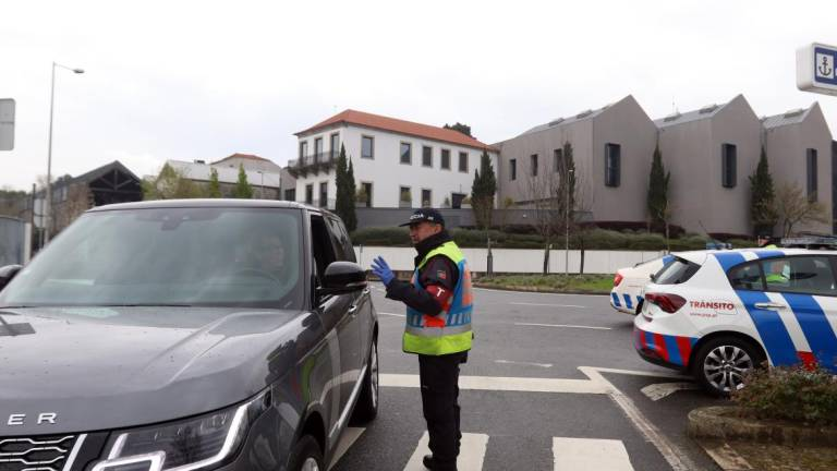 Police check during state of emergency
