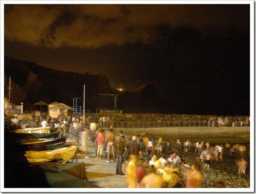 madeira news 0906 tobi sao joao midnight swim