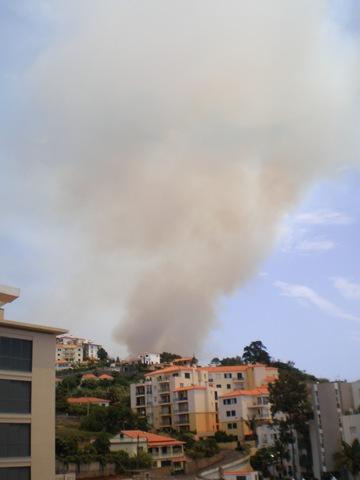 Madeira fire
