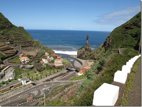 madeira news blog 1004 dave North Coast at Ribeira da Janela 1