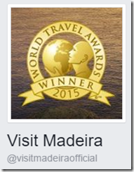 Graphic of world's leading island resort award