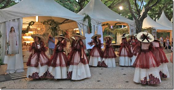 Madeira wine festival photo