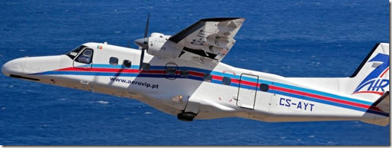 Aerovip plane