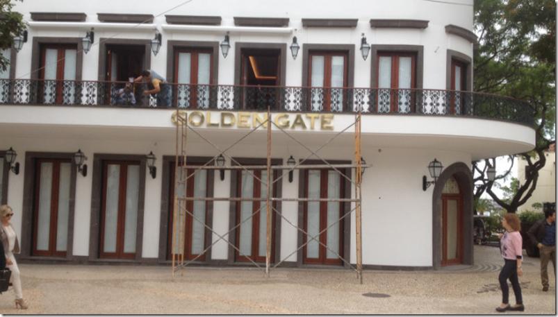 Golden Gate Cafe