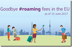 Roaming fees in the EU abolished