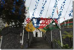 Chapel of São Pedro, in Lamaceiros, Porto Moniz