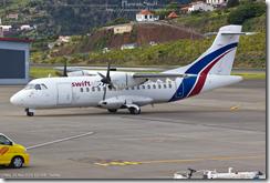 Swiftair cargo plane