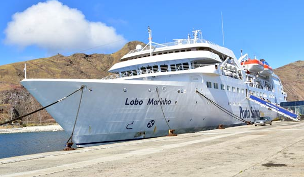 Porto Santo ferry
