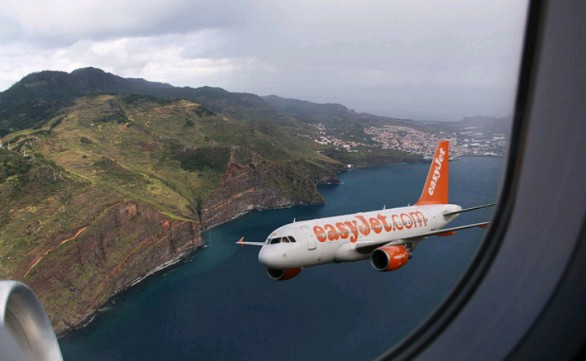easyJet air rage incident at Madeira airport