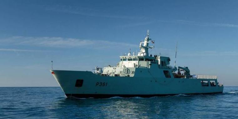 Figueira da Foz patrol boat