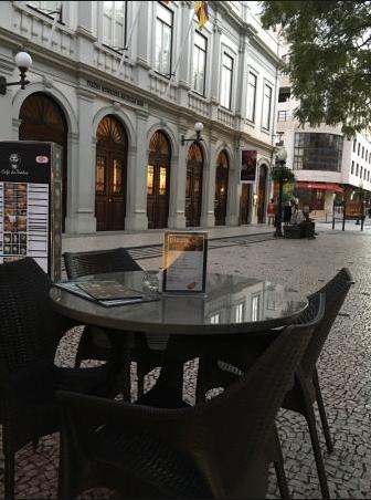 Café do Teatro area planned for expansion
