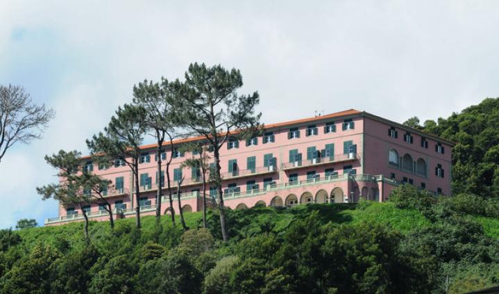 Marmeleiros Hospital exterior