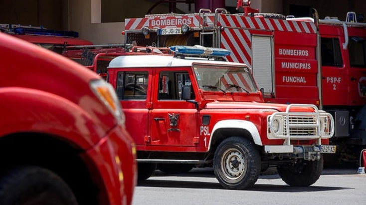 Fire risk - fire fighting equipment on standby
