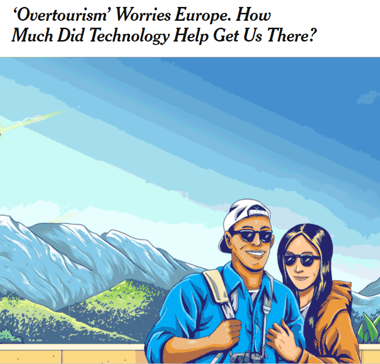"New York Times ""overtourism"""