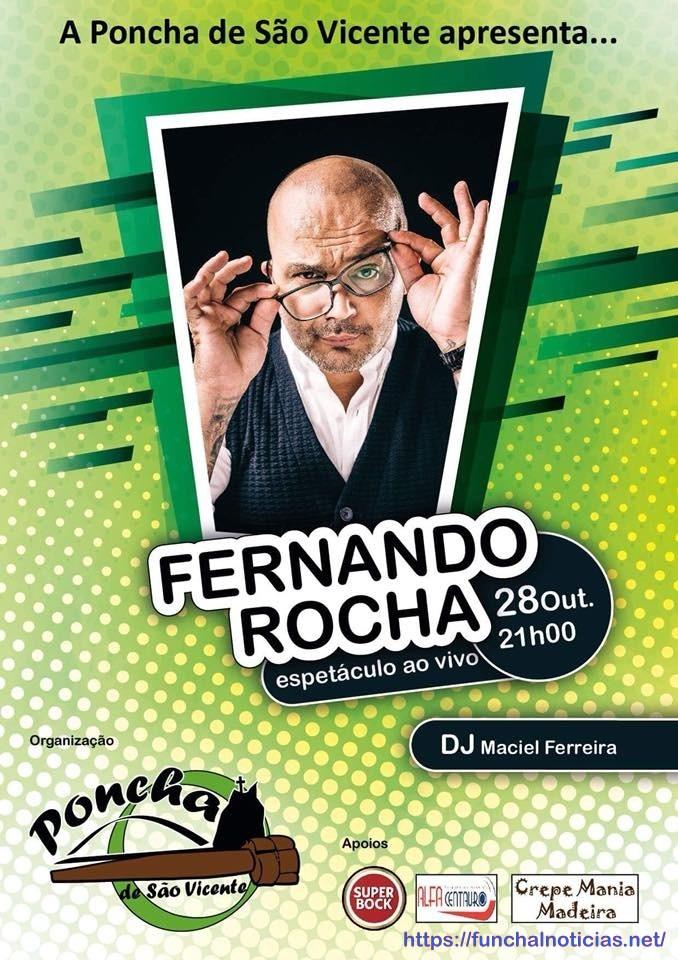 Fernando Rocha at São Vicente