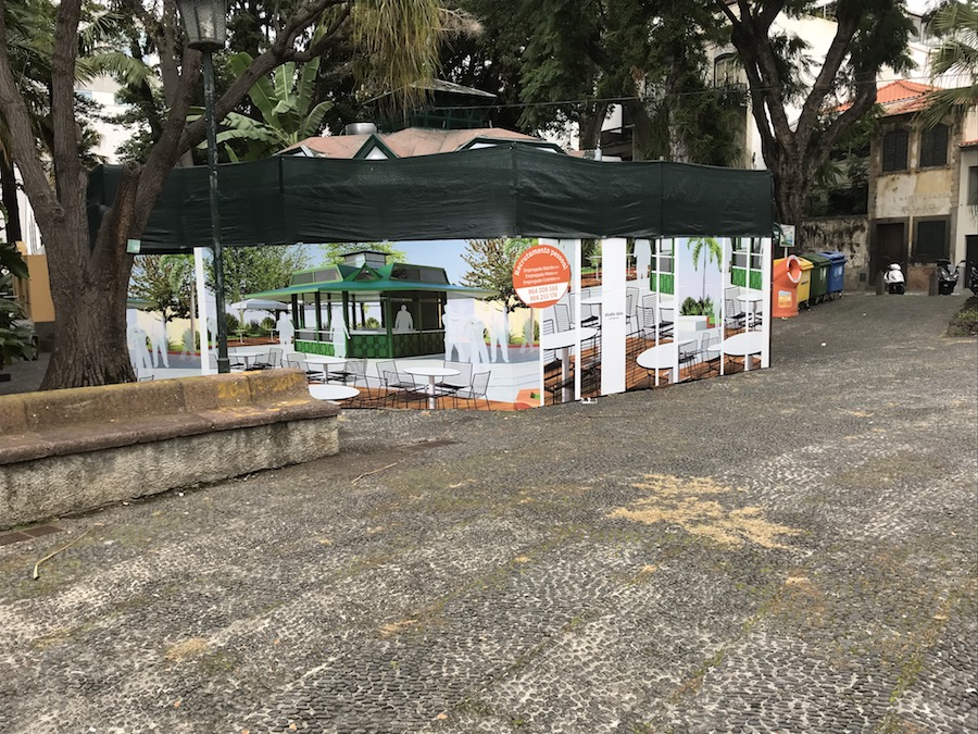 New Cafe Concerto in Municipal Gardens