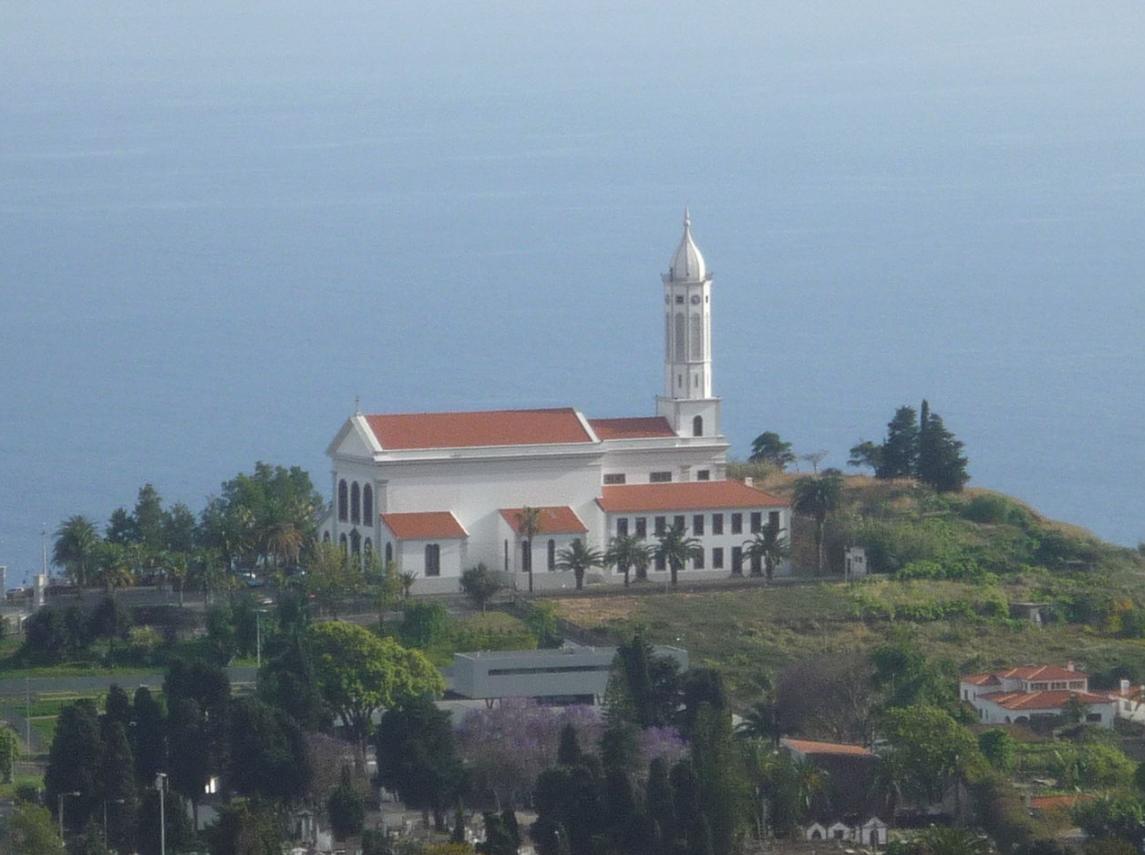 Church of São Martinho in Funchal