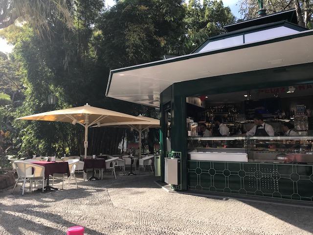 Cafe Concerto reopens as Esplanada Jardim