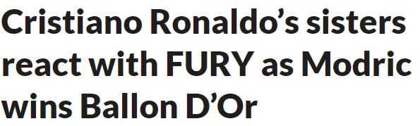 Star headline