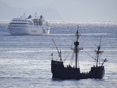Porto Santo Ferry back in action