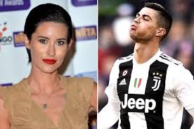 Former girlfriend claims harassment by Ronaldo