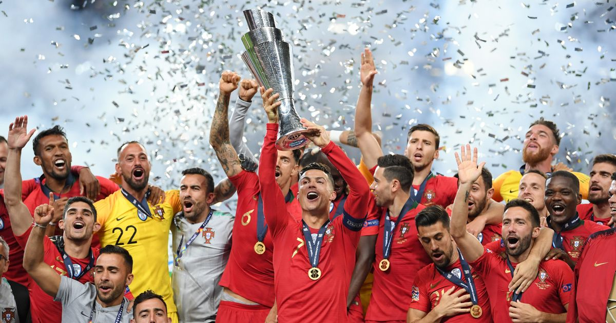 Portugal win Nations League