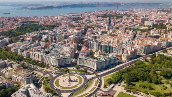 Lisbon, where property rental prices are rising