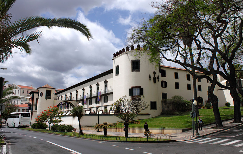 Palace of São Lourenço, where Portugal Day is commemorated