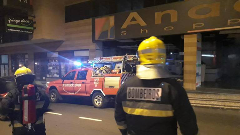 Firefighters busy in Funchal • Madeira Island News