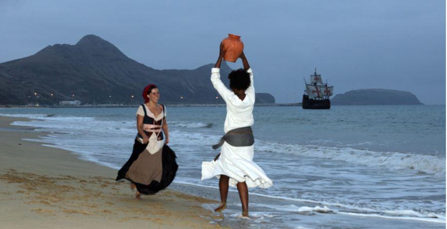 Columbus Festival in Porto Santo