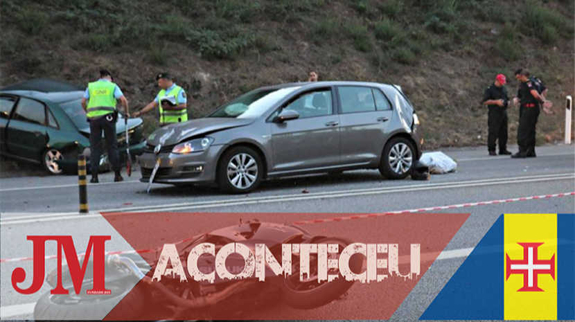 54 road accidents in one week • Madeira Island News