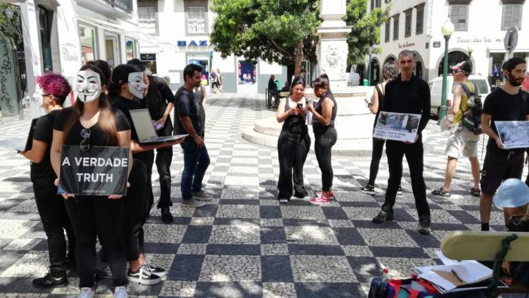 Animal Rights march in Funchal • Madeira Island News