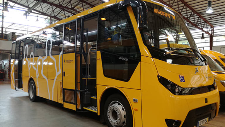 Funchal Mobility Week. New mobility bus. • Madeira Island News