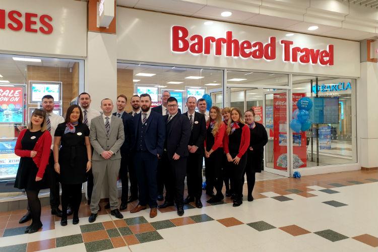 Barrhead Travel Store