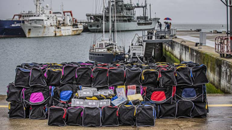 82 sports bags used for trafficking