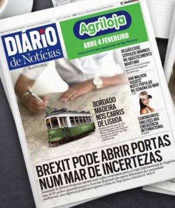 Diario headline that Brexit could open doors