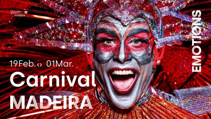 Carnival runs from 19.2 to 1.3 • Madeira Island News