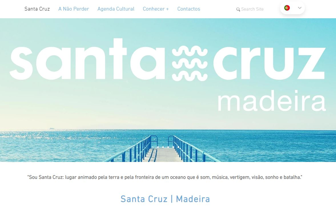 Santa Cruz new website ... • Madeira Island News