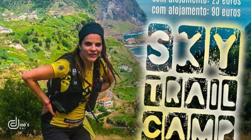 Sky Trail Camp poster