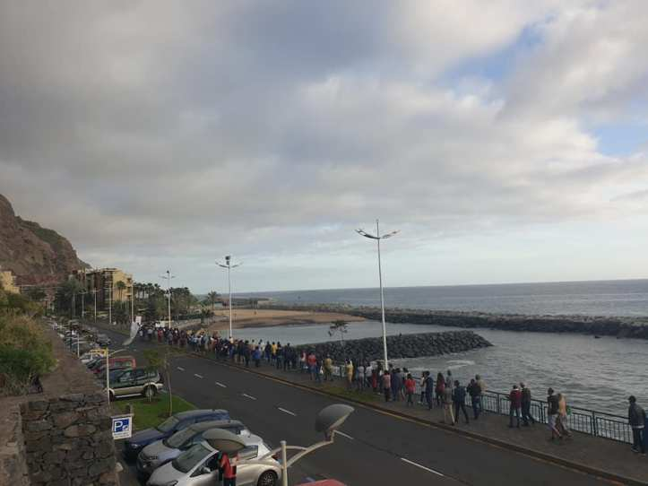 Calheta, where further protests against aquaculture have been hel