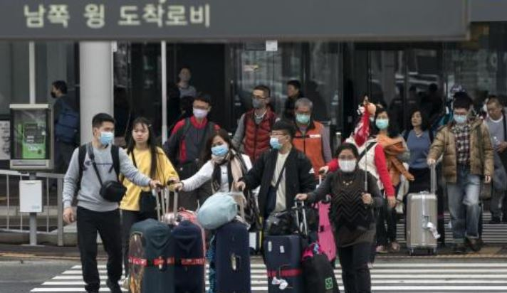 Airport in soth east Asia, where airlines stand to lose