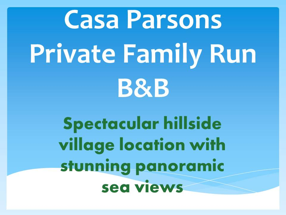 Casa Parsons Bed and Breakfast